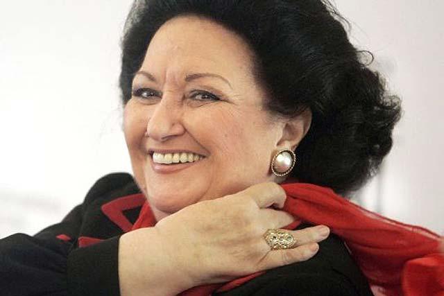 La soprano Montserrat Caballé acepta una condena por fraude fiscal