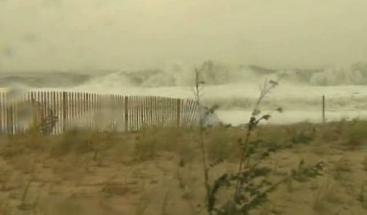 VIDEO. Autoridades neoyorkinas llaman a población a permanecer en sus viviendas por Sandy