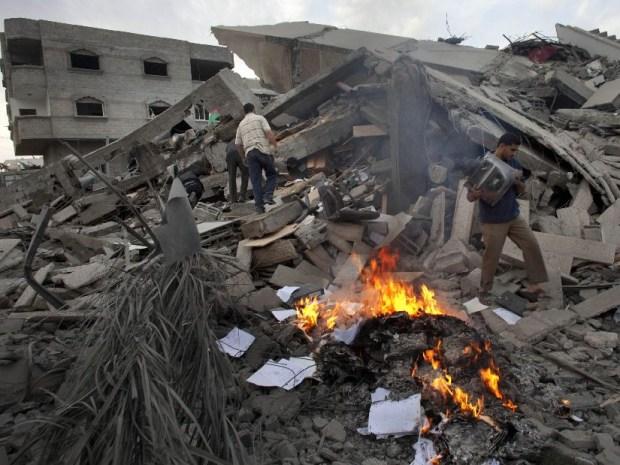 Al menos 27 muertos y decenas de heridos en un bombardeo en Alepo