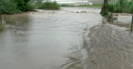 Varias comunidades inundadas en Puerto Plata, anuncia el COE