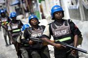 Crean grupo policial para reforzar seguridad en aeropuerto de Puerto Príncipe