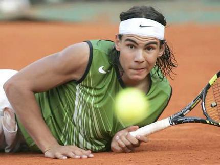 Nadal clasificado a semifinales tras derrotar a Tomic