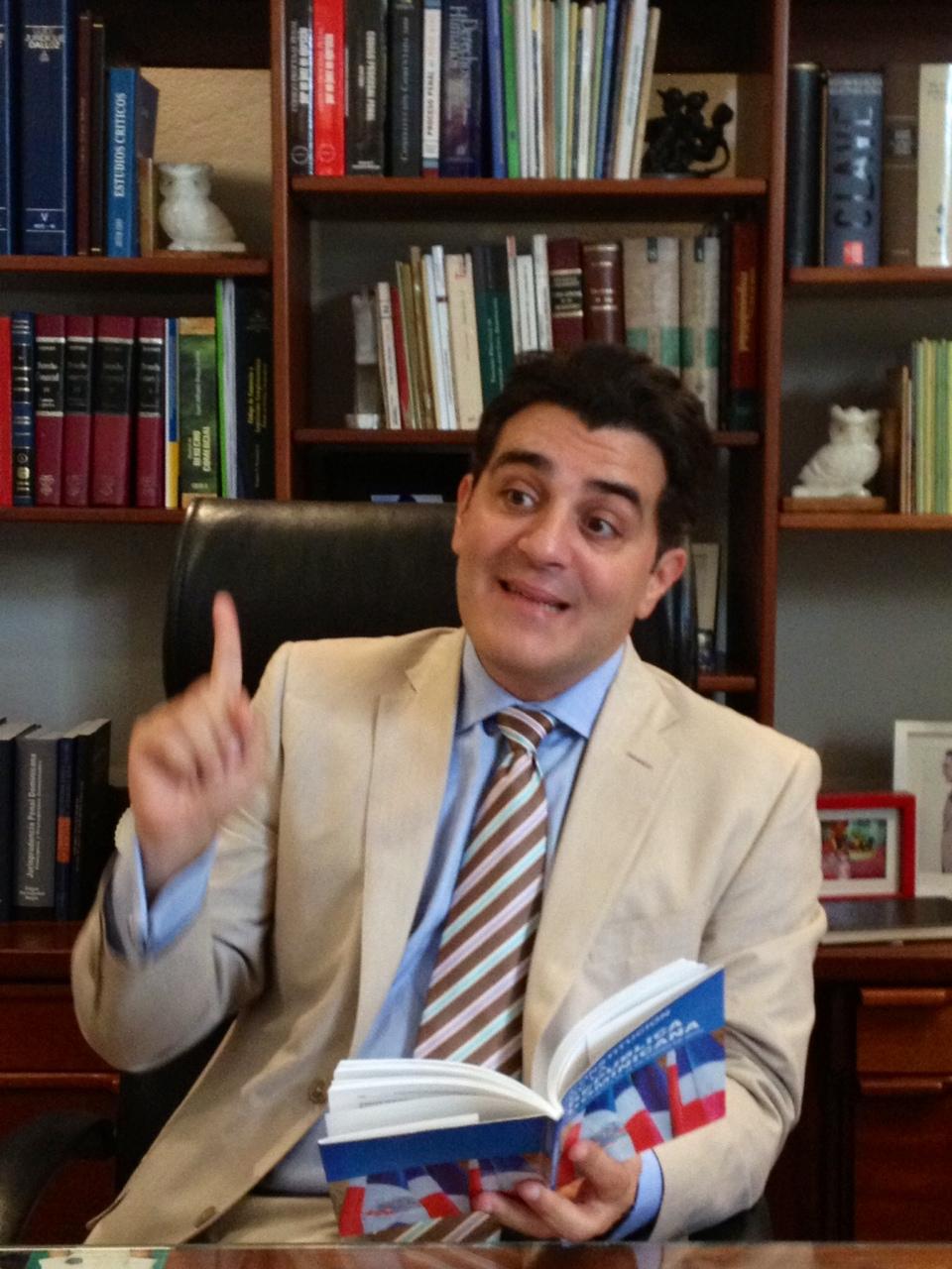 Julio Cury refuta juicios de presidente de la Suprema Corte de Justicia