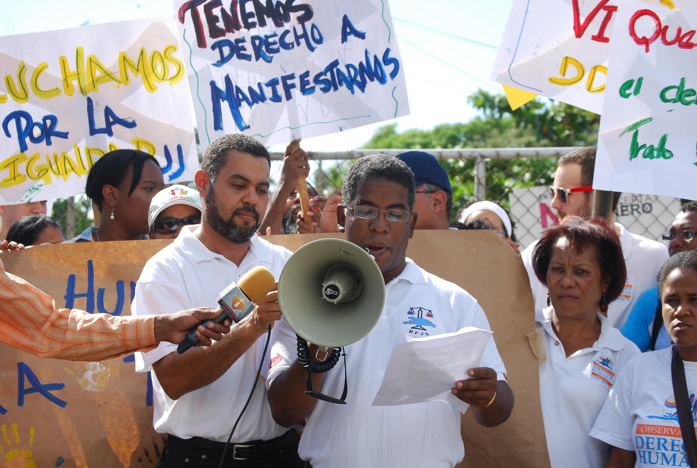 Centro Bonó presenta instancia de defensa al plan de regularización