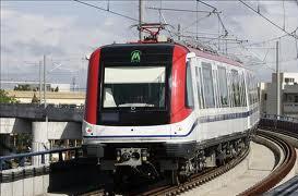 Presidente Medina realiza recorrido en Segunda Línea del Metro