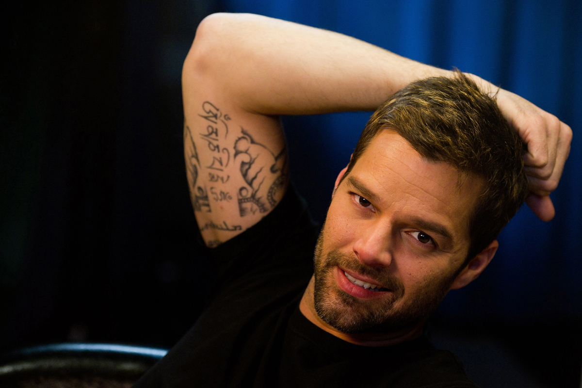 Video: Ricky Martin lanza canción para la Copa Mundial de fútbol