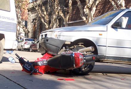 Accidentes viales ocupan el primer lugar en Santiago durante Semana Santa