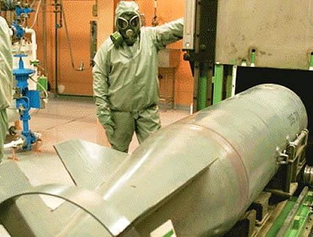 Consensuado plan internacional de transporte por mar de armas químicas sirias