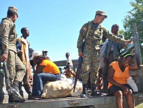 Cuatro personas heridas de bala en Jimaní durante persecución CESFRONT