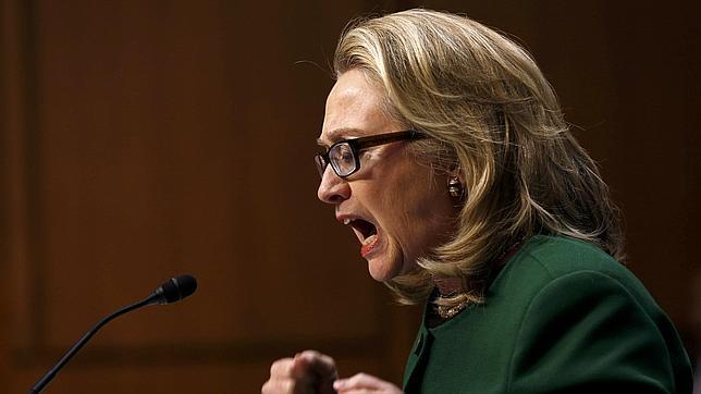 Hillary Clinton dice estar