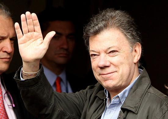Santos afirma la paz para Colombia comienza a ser mucho más que un sueño