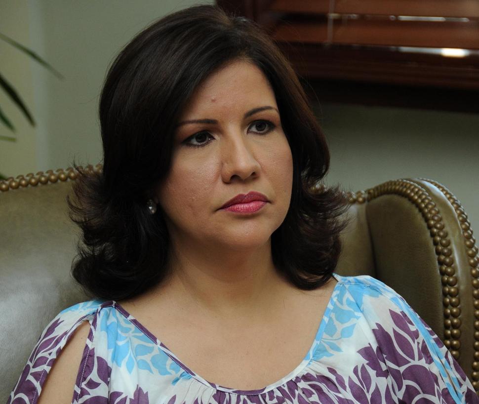 Margarita Cedeño pondera elección de Cristina Lizardo como presidenta del Senado