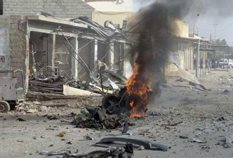 Mueren 15 militares, entre ellos cinco altos mandos, en una emboscada en Irak