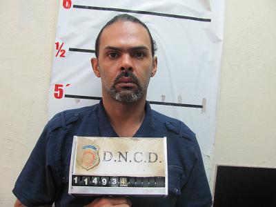 Emerson Daniel Guzman, apodado El Flaco