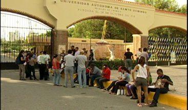 Grupos estudiantiles de la UASD convocan jueves negro en rechazo a fallo Félix Bautista