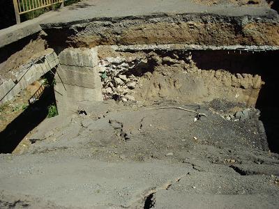 FALPO se movilizará si autoridades no reconstruyen puente en Monte de la Jagua, Moca