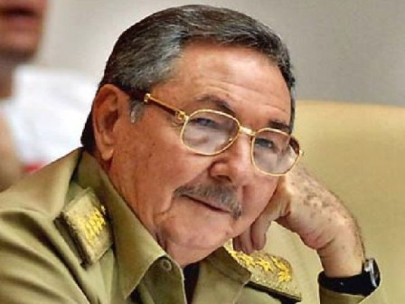 Raúl Castro se reunió en La Habana con vicepresidente ruso