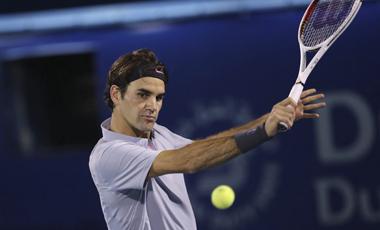 Federer abrirá la semifinal ante Bolelli