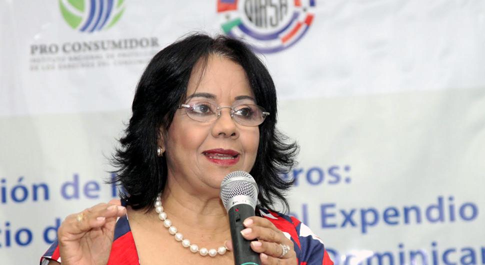 Altagracia Paulino: Hay sectores interesados en hacer desaparecer a Pro Consumidor
