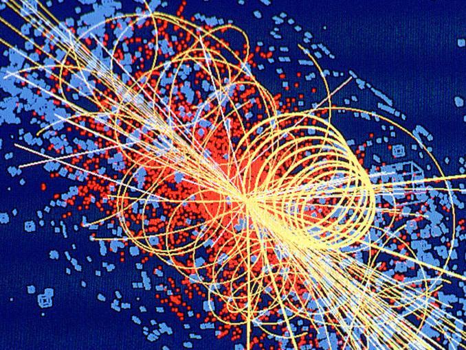 El CERN consigue la imagen más nítida que se conozca del bosón de Higgs