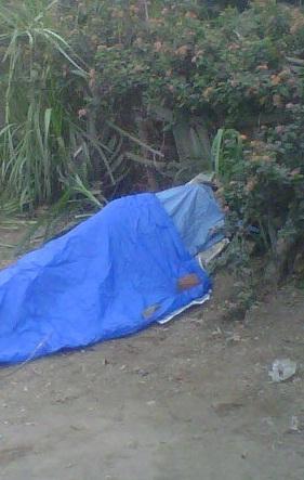 Hallan hombre muerto con correa en el cuello en Dajabón