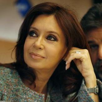 Expresidenta de Argentina tiene las