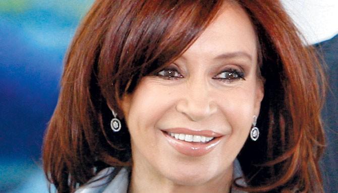 Cristina Fernández retoma sus viajes al sur tras recibir aprobación médica