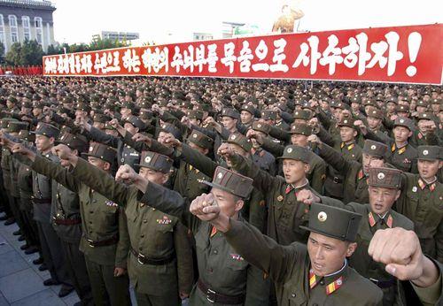China pide a las dos Coreas que piensen más en la estabilidad regional
