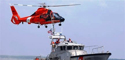 Guardia Costera EE.UU continúa búsqueda de barco desaparecido con 33 ocupantes