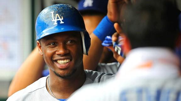 Hanley Ramírez pegó jonrón y decide triunfo de Dodgers