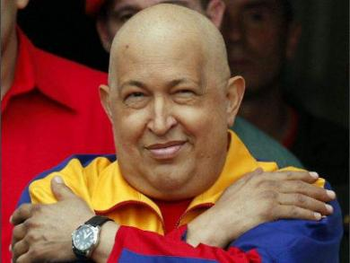 Exposición abre homenaje a Chávez tras un mes de su muerte