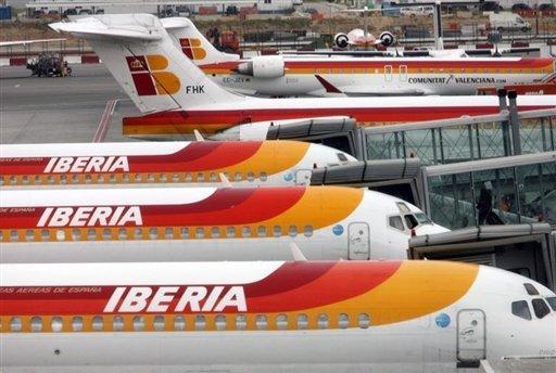 Iberia retomará el lunes los vuelos a Montevideo y Santo Domingo