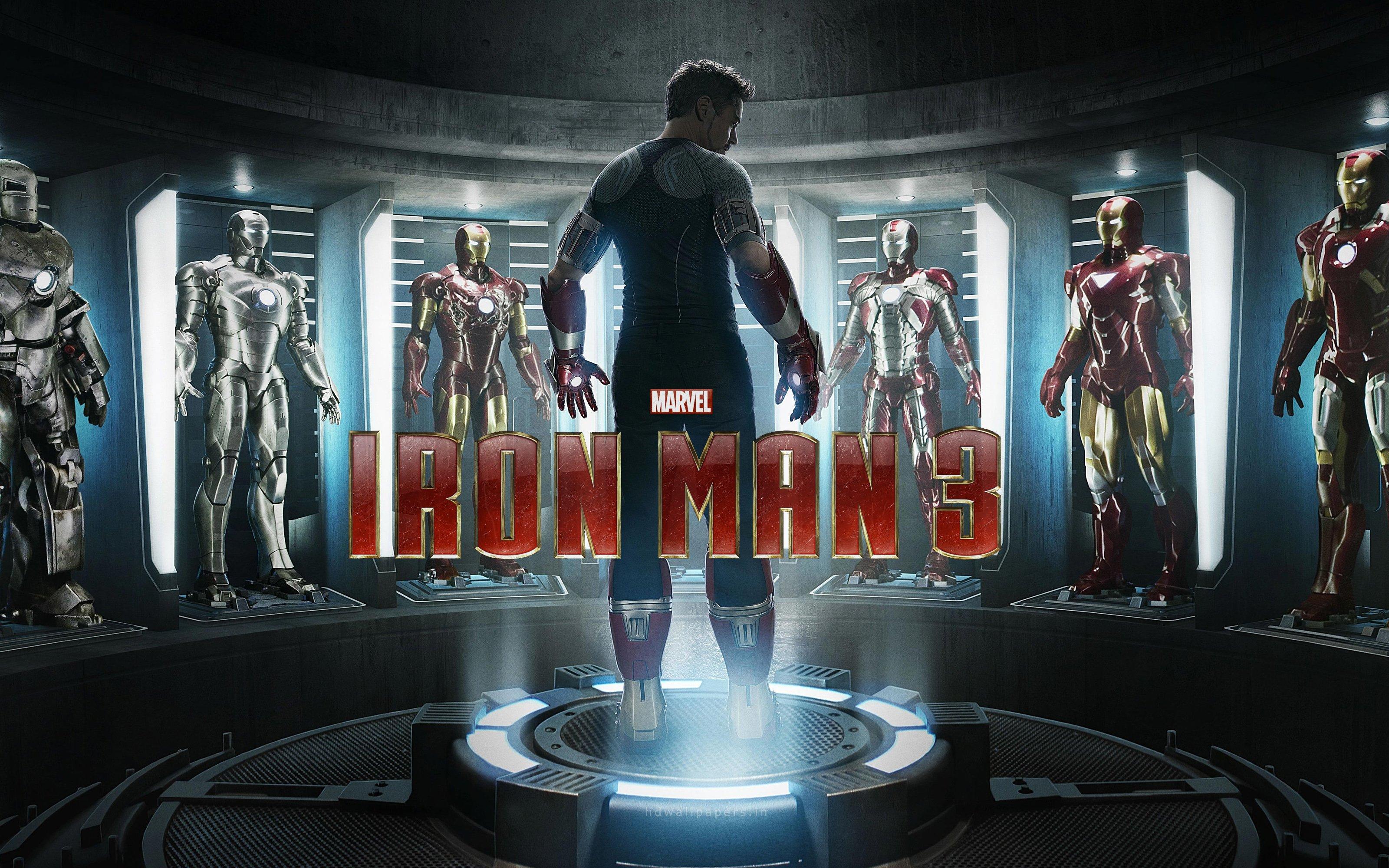 Walt Disney hará una versión china de la saga cinematográfica Iron Man3