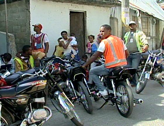 Más de 100 motoconchistas han sido asesinados en los últimos 3 meses, dice FENAMOTO