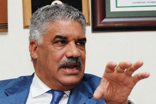 Miguel Vargas afirma que trabaja para llegar al poder en el 2016