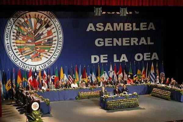 Conflictos entre EEUU y Venezuela y Bolivia y Chile dominan la Asamblea