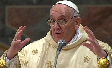El papa, preocupado por la violencia en Irak y Gaza y por el brote del ébola