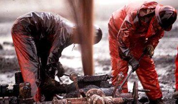 Petróleo de Texas baja 0.15% y barril llega a US$103.95 dólares