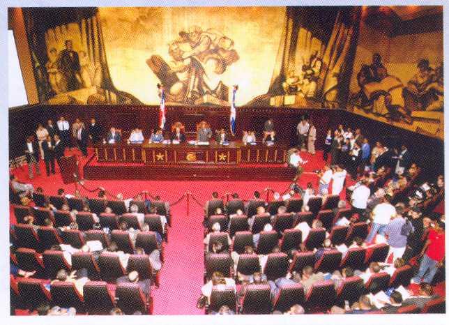 Legisladores piden dejar sin efecto resolución de JCE relativa al número de diputados