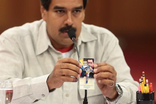 Maduro confirma octava muerte en movilizaciones en Venezuela