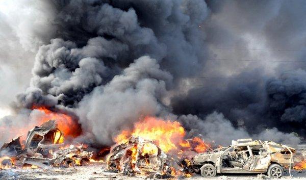 Al menos 9 muertos y 31 heridos en un atentado con coche bomba en Irak