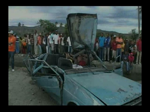Gobierno y las ARS enfrentados por cobertura accidentes de tránsito