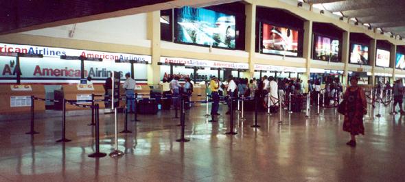 Aeropuertos en el país incrementan niveles de seguridad