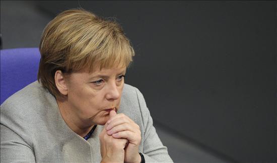 Se derrumba popularidad de Ángela Merkel, según un sondeo