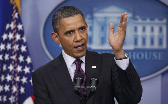 Obama se reúne con Consejo de Seguridad por atentados de Boston