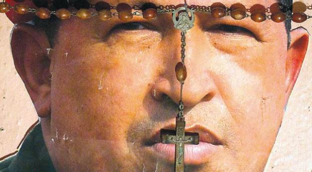 Un mes después de su muerte Chávez es homenajeado