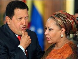 Senadora Piedad Córdoba dice Chávez fue importante en proceso de paz