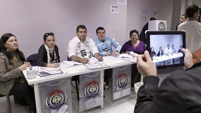 Abren los colegios electorales en Paraguay
