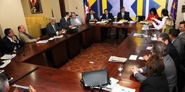 Comisión CP-PLD elige a Rubén Diario Cruz como nuevo vocero en Cámara Alta