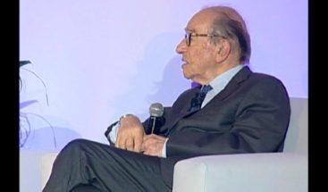Alan Greenspan dice deuda externa RD debería estar por debajo 20%